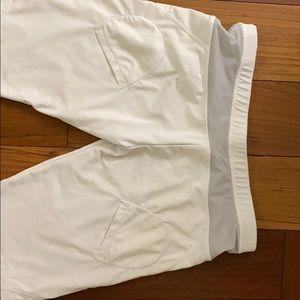 Adidas by Stella McCartney Shorts - White tennis/exercise shorts Stella McCartney
